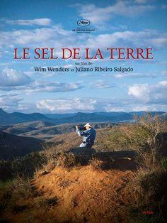 #le_Sel_de_la_terre (2014), film de #Wim_Wenders et #Juliano_Salgado, consacré au photographe #Sebastiao_Salgado