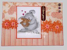 cutecrittercards.  bunny love