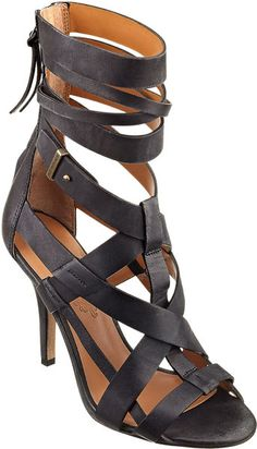 Nine West Garnish in Black (black leather)
