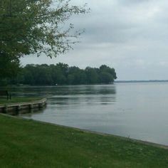 Lake Winnebago - Menasha, WI. Unexpected little jewel...love this quaint little town!