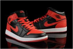 Air Jordan 1 (Leather A.A.A)4