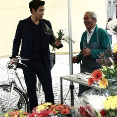 TOP | BEHIND-THE-SCENES OF VOGUE KOREA NOVEMBER '14 ISSUE