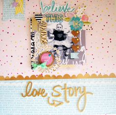 "Judy Scrap: lo ""love story"""