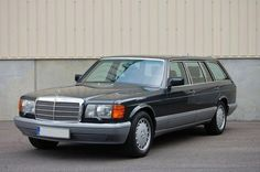 Mercedes-Benz, 560, SEL KOMBI T-SHOOTING-BRAKE