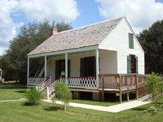Maison Acadiene - Yelp Creole Cottage, Outdoor Decor, Home Decor, Decoration Home, Room Decor, Home Interior Design, Home Decoration, Interior Design