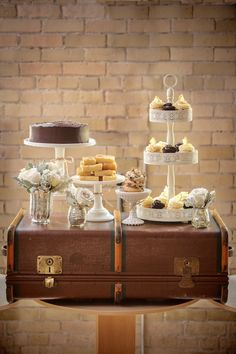 Desmond and Beatrice and Sweet Table collaboration #sweettables #torontoweddings