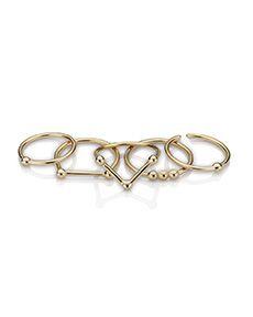 Rings | Shop Crystal, Knuckle & Dress Rings Online | ManiaMania