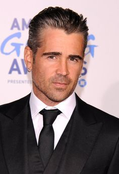 Colin Farrell @ 36 yrs old in year - 2012