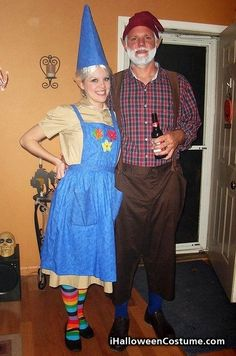 Couple of gnomes - Halloween Costumes 2013
