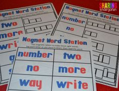 magnetic word buildi