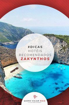 Hotéis recomendados em Zakynthos, Grécia: hotéis economicos, bem avaliados, luxuosos e perto das principais praias em Zakynthos para montar seu roteiro. Plaza Hotel, Disneyland, Eurotrip, Blog, Travel Tips, Amazing Photos, Nice Photos, Travel Photos, Europe