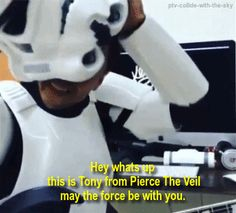 mine pierce the veil mygif starwars ptv Pierce The Veil gif tonyperry ptvgif tonygif