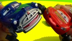 NEW Disney\Pixar Doc Hudson Wheel Action Drivers Review by Funtoycollection