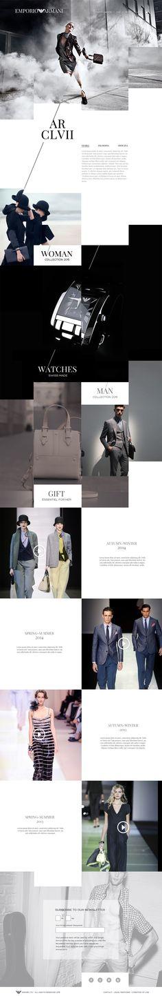 Armani-hd - #Armani #Website #fashion #models #shop