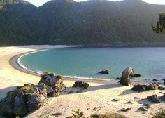 Caleta Cóndor, Sur de Chile