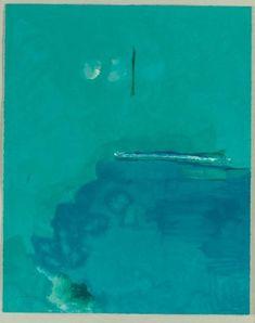 Contentment Island - Helen Frankenthaler  Art Experience NYC  www.artexperiencenyc.com