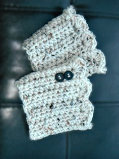 Crochet Boot Cuffs Knit Boot Cuffs Leg by knottycreationsbyET, $15.00