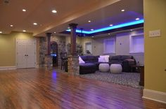 Traditional Small Basement Remodeling Ideas Basement Design Ideas, Pictures, Remodel and Decor
