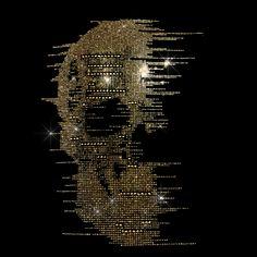 Mens Dad Hats, Half Skull, Clear Plastic Sheets, Rhinestone Art, Skull Artwork, Wallpaper Space, Gold Work, Skull Design, Pattern Art