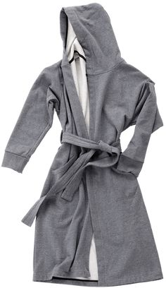 c02b67fa6e Sweat Hoody Bathrobe   When it comes to lounging around