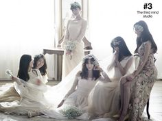 Former & current After School members doll up for Jung Ah's gorgeous wedding photos! Wedding Shoot, Wedding Day, Wedding Dresses, Im Jin Ah, School Images, Most Beautiful Faces, Chinese Style, Chinese Fashion, After School