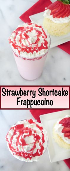 A Starbucks summer flavor that incorporates strawberries, vanilla, and hazelnut. Now you can make it any time of year!