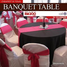 Other for sale, RM200 in Klang, Selangor, Malaysia. BANQUET TABLES FOR SALE/ BEST QUALITY AT CHEAPEST PRICE. .   PRICES FROM ONLY RM200. . .   High-den Cubicle Partitions, Banquet Tables, Free Classified Ads, Table Decorations, Furniture, Design, Home Decor, Business, Decoration Home