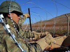 Sınırda 122 Iraklı yakalandı!