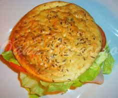 Cooking with love ! : CHIFLE DUKAN PENTRU SANDWICH ( DUKAN SANDWICH THINS ) Sandwich Thins, Dukan Diet Recipes, Salmon Burgers, I Foods, Pizza, Sandwiches, Vegetarian, Cooking, Ethnic Recipes