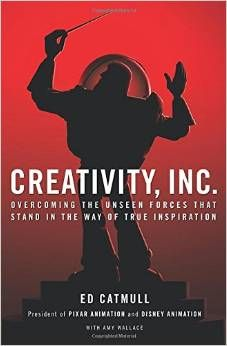 Ed Catmull - Creativity, Inc