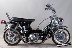 Honda Chaly customisé par Spike