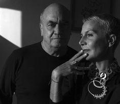 Designers Doriana & Massimiliano Fuksas, Italie - #Matea