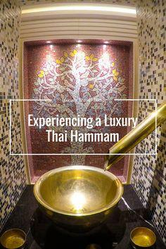 A super unique spa and wellness experience in Thailand, a luxury Thai hammam treatment in Phuket at Amatara.