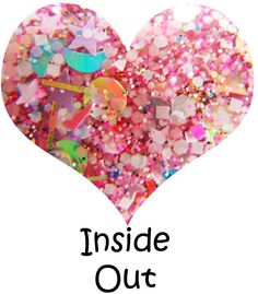 Inside Out Nail Polish: Bing Bong Inside Out Indie Glitter Nail polish Lacquer Custom Handmade