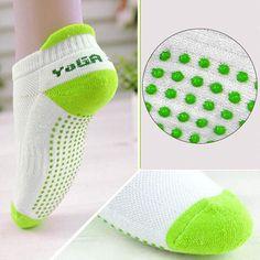 Women Fitness Women Professional Yoga Socks Anti Slip Rubber Dots  #Connect2day