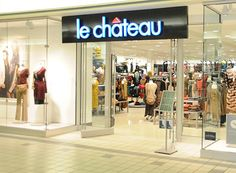 Le Chateau To Close Several Locations, Focus Instead On Online Sales Contests Canada, Focus Online, Daily Deals Sites, Online Sales, New Outfits, Product Launch, Gifts, Gift Cards, Giveaways