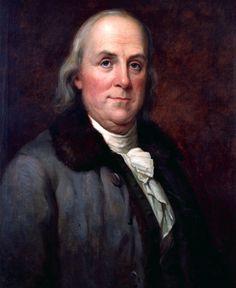 Benjamin Franklin Quotes for Copywork