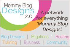 MBD - Training Center — Your center for Mommy Blog Design training