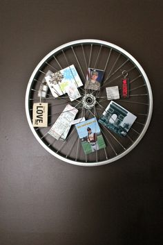 DIY bike wheel. Just got my bike wheel today. Super excited!