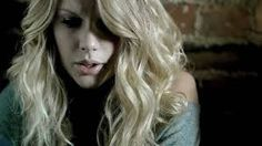 Image result for taylor swift curly hair our song