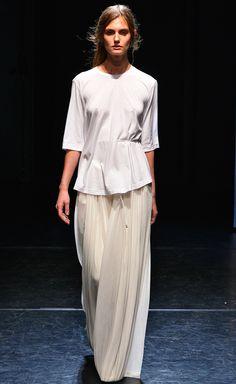 Heiner Women Casual Wavy Fluffy Fairy Irregular Skirt Pleated Ballet Wild mesh Maxi Skirt