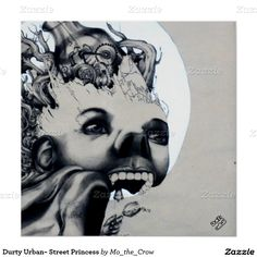 Durty Urban~ Street Princess Poster