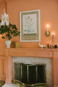 @heatnglo  Learn how more about my fireplace makeover
