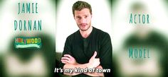 "50shadesofgifs: "" Holywood Culture Night 2014 Part 1 - Home of Rory McIlroy & Jamie Dornan  """