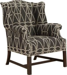 Wing Chair Furniture Lahore victorian wingback chair | dreaming of my future vintage fantasy
