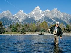 fly fishing in jackson hole | ... in the woodlands mountains and fraternity of wildlife in jackson