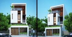 CÔNG TRÌNH: Mẫu thiết kế nhà phố đẹp hiện đại (Mặt tiền 5m). Những mẫu nhà phố đẹp hiện đại luôn là xu hướng được tìm kiếm nhiều nhất bởi các chủ đầu tư, hay những người đang có ý định xây...