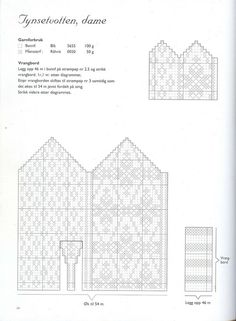 """Photo from album """"Norske Luer - Norske Votter"""" on Yandex. Knitting Charts, Knitting Socks, Knitting Stitches, Knitting Patterns, Knitted Mittens Pattern, Crochet Mittens, Knitted Gloves, Fair Isle Chart, Chart Design"""