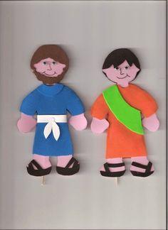 Escolinha Bíblica da Garotada: Maternal: Lição 11 - Louve a Deus porque Ele cura!...