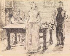 erik werenskiold - Google-søk Norway, Vintage World Maps, Drawings, Illustration, Painting, Den, Google, Image, Painting Art